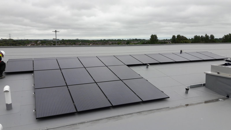 Solar PV Panels, Part L